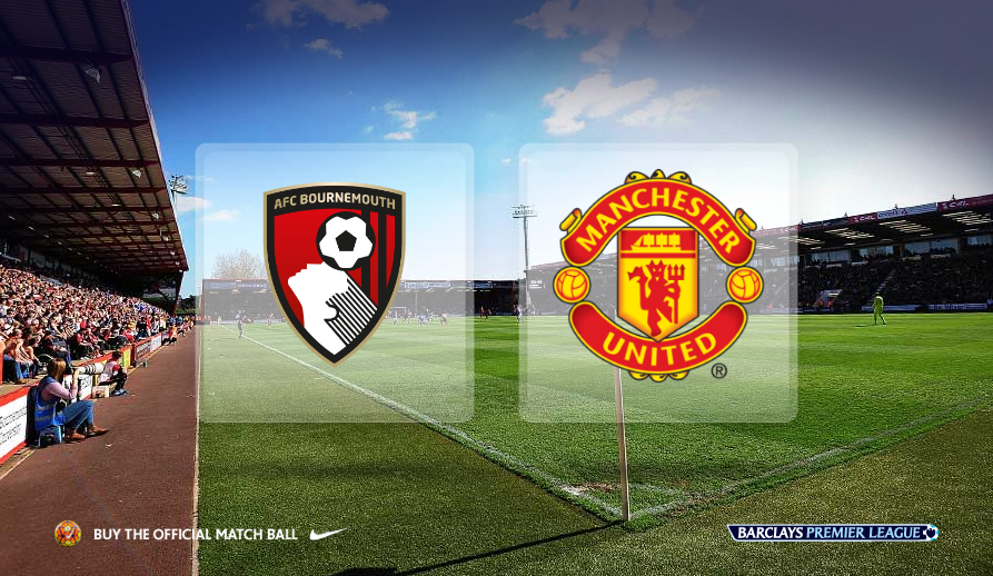 Bournemouth vs Manchester United